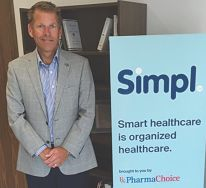 Rubicon Pharmacy's chief business development officer, Michael Wright.
