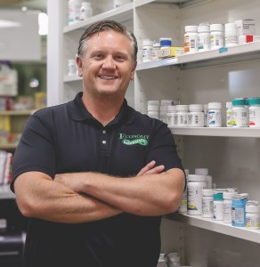 Chris Schiller, Pharm.D., Economy Pharmacy