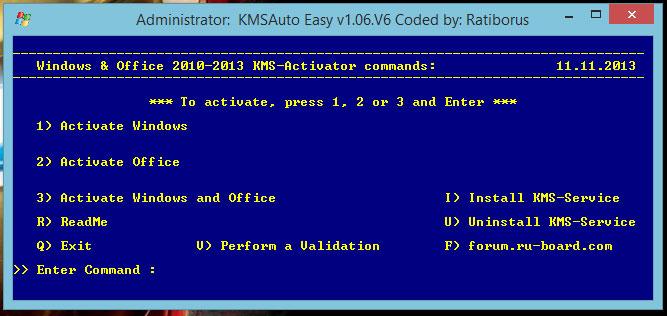 how to activate windows 8 activator
