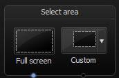 select-area
