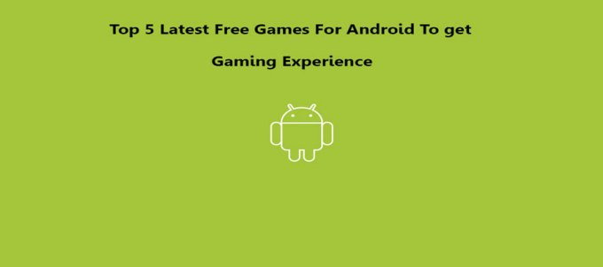 Best free games for android phones