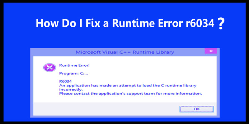 How-Do-I-Fix-a-Runtime-Error-r6034