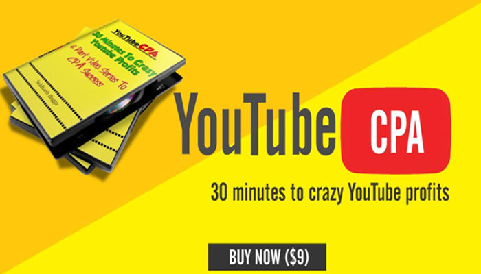 YouTube-CPA-Free-Access