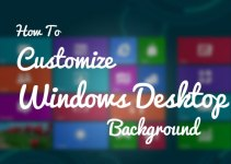 Customize-Windows-Desktop-Background