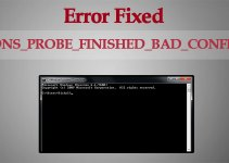 dns_probe_finished_bad_config