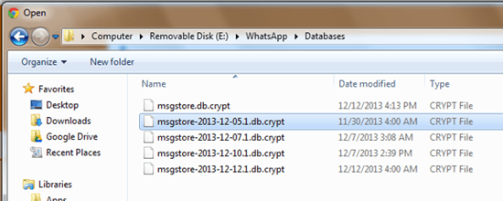recover older whatsapp
