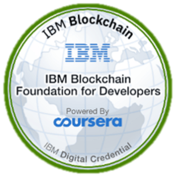 IBM Blockchain Certified