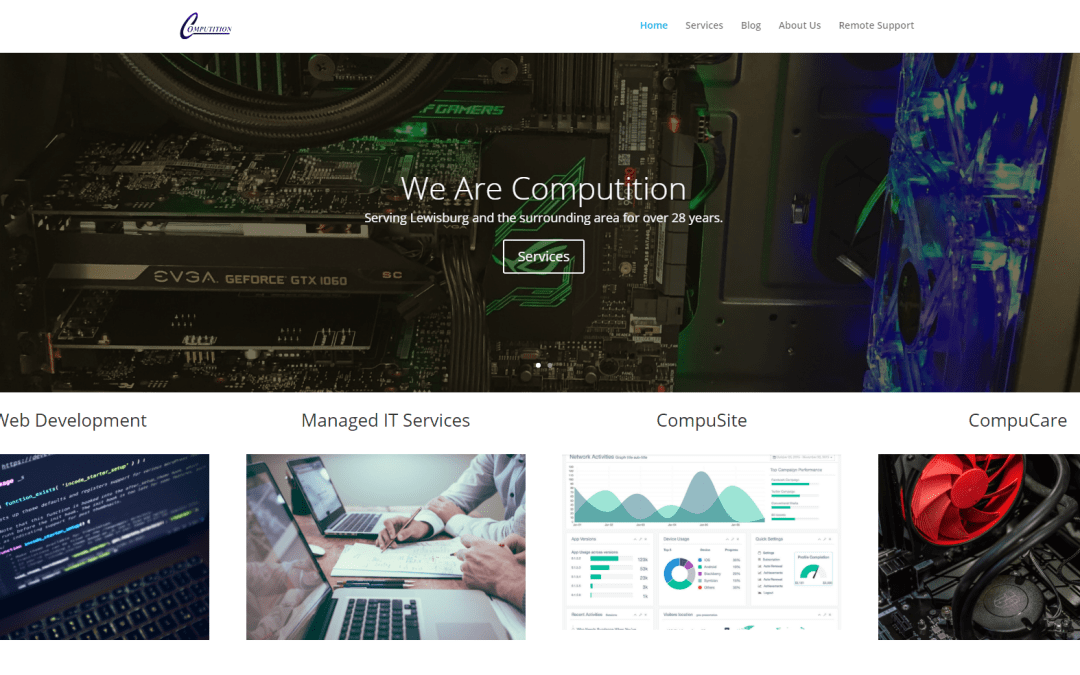 The New Computition Site is Here