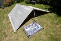 Tent Fly Sheet CMP22 | Comrades