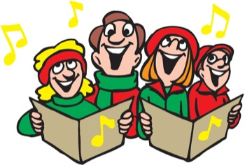invitation sing-christmas