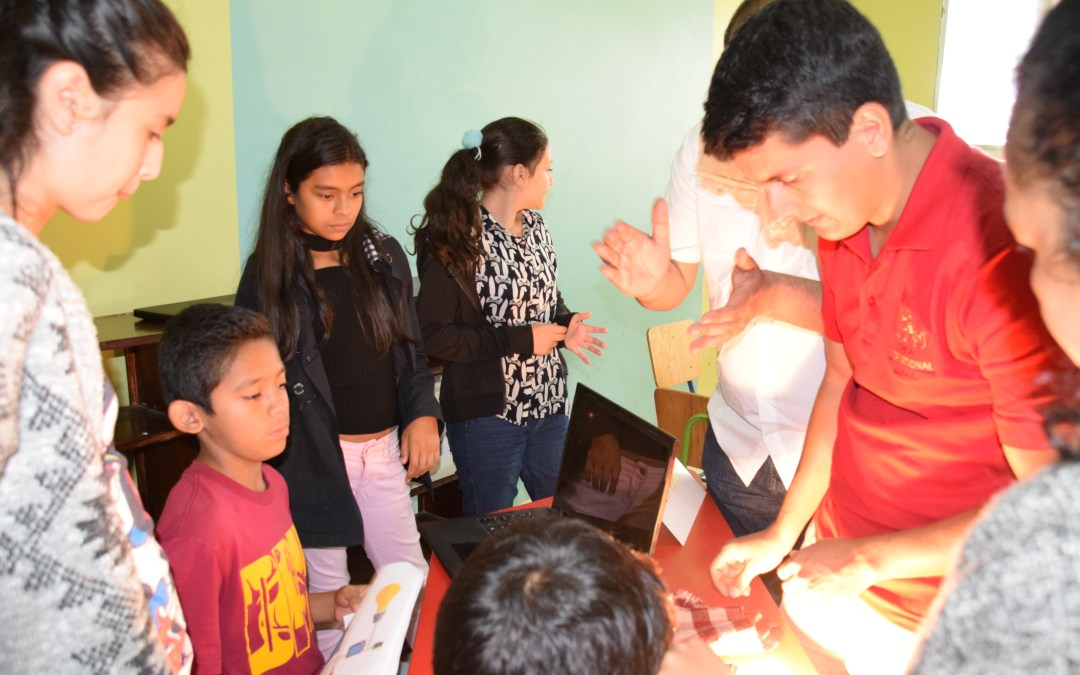 COMSA International School celebró el día de la tecnología