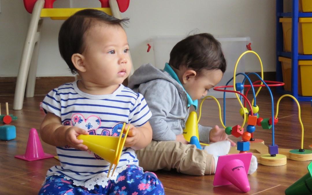 COMSA International School inicia proceso de formación en el área maternal