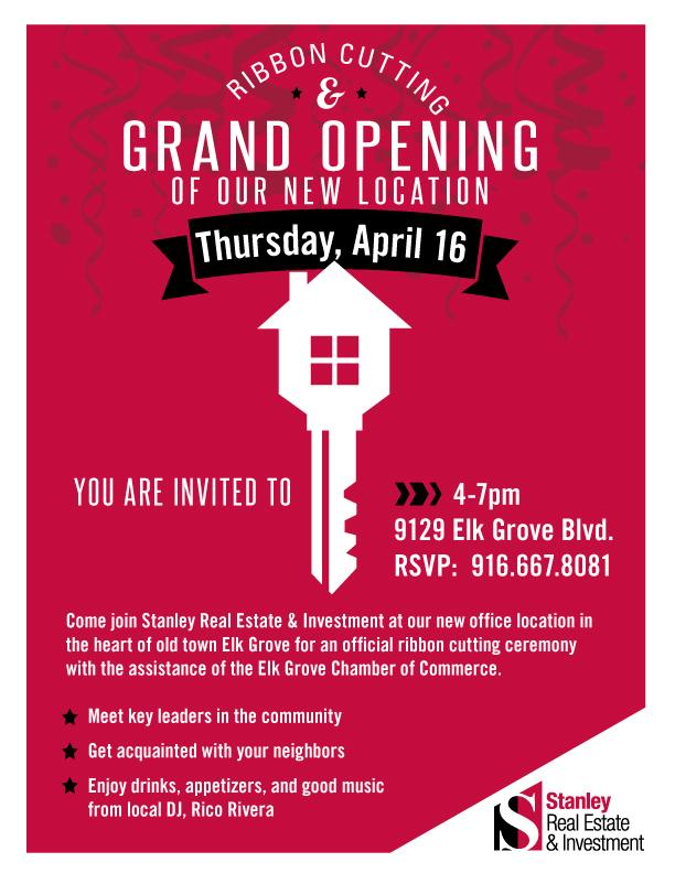 Stanley Real Estate & Investment's Official Grand Opening