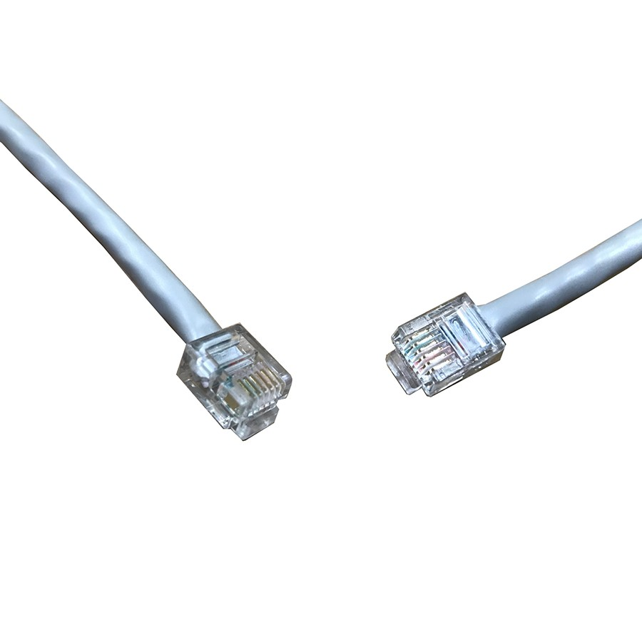 hight resolution of rj11 plug to plug extension lead also know as a line extension cord more details