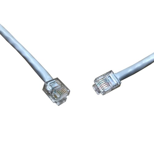 small resolution of rj11 plug to plug extension lead also know as a line extension cord more details