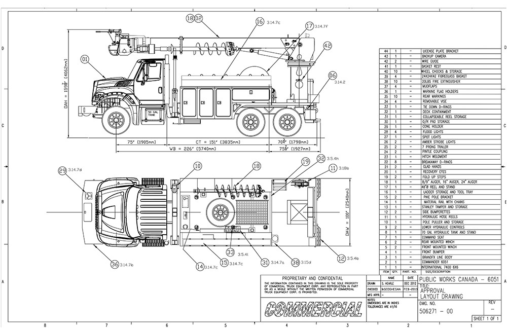 About Commercial Truck Equipment| Truck Bodies and More