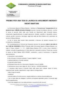 thumbnail of MASSA-2019_01-BANDO-PREMIOTESILAUREA