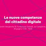 Le nuove competenze del cittadino digitale