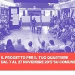 Il materiale per sostenere i progetti del Bilancio partecipativo!