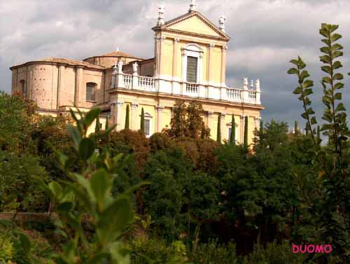 Duomo  COMUNE DI CASTIGLIONE DELLE STIVIERE MN