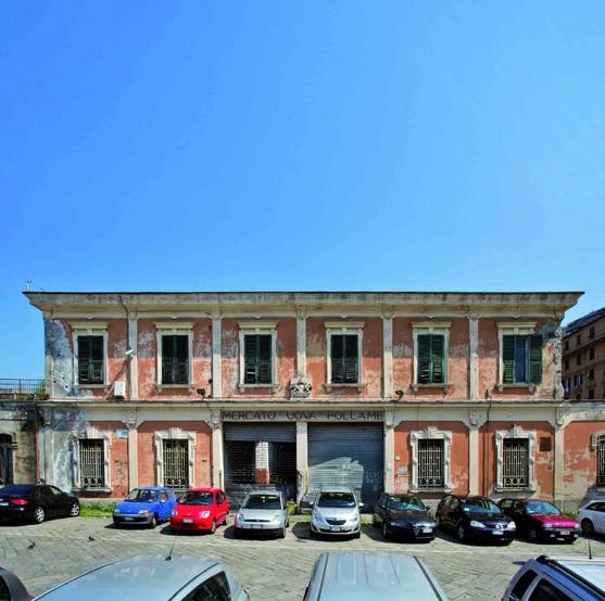 Ex mercato del Campasso  Comune di Genova