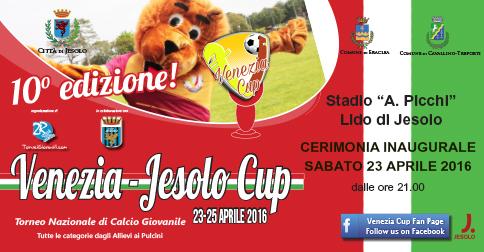 Venezia Cup 2016  Comune di Jesolo