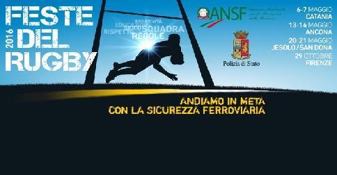 Festa del Rugby  Campionato Italiano delle scuole  Comune di Jesolo