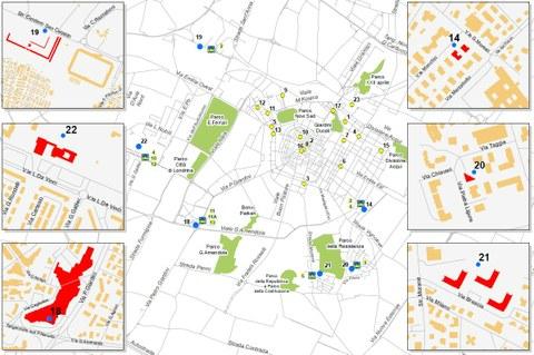 Itinerari di architettura  Le citt sostenibili
