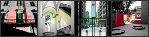 Collage di foto del PAN