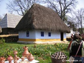 casa taraneasca - Dumitra judetul Alba
