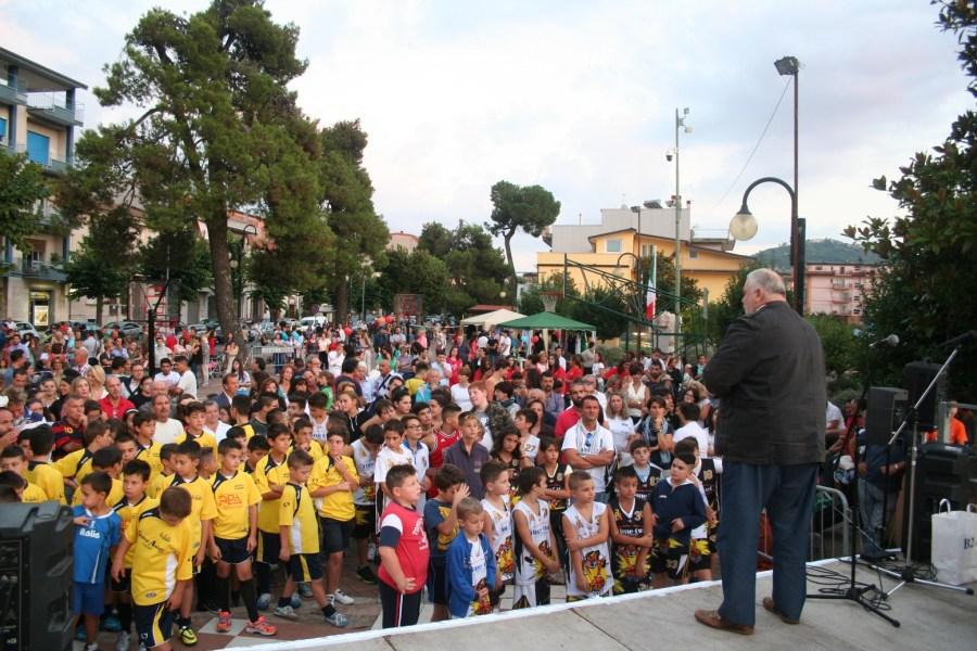 Grande successo per la Festa dello Sport 2014 e appuntamento al prossimo evento sportivo: il Giro d'Italia 2015