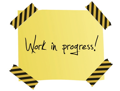 Risultati immagini per word in progress