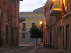 Una via del centro storico