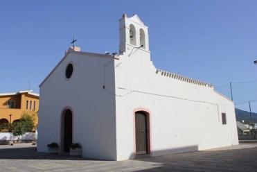 La chiesa di Santa Vittoria