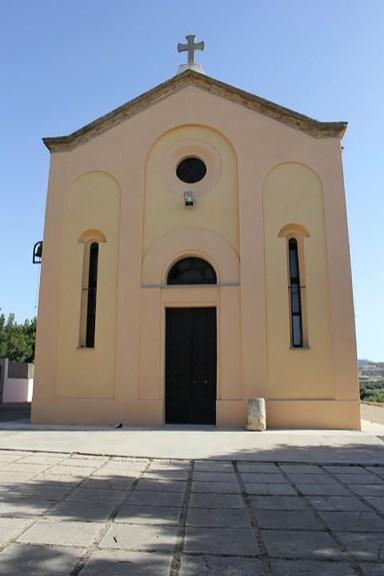 La chiesa dei SS. Cosma e Damiano