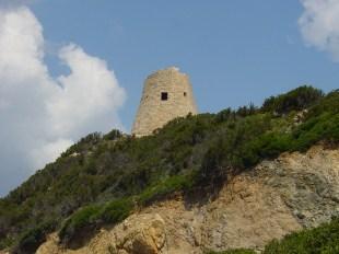 La torre di Solanas
