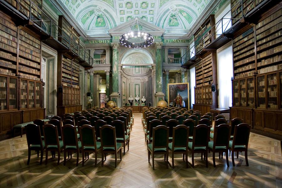 Citt di Torino  Matrimoni aulici  Accademia delle Scienze di Torino