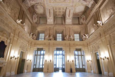 Citt di Torino  Matrimoni aulici  Palazzo Madama
