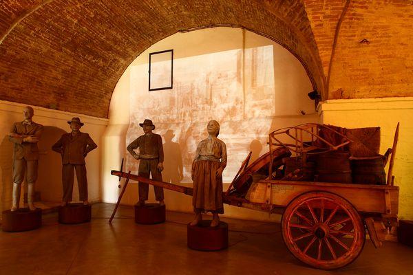 Museo della Mezzadria Senese di Buonconvento SI Musei Scuola
