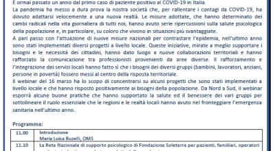 La risposta italiana al COVID-19: soluzioni adottate a livello locale per proteggere i più vulnerabili.