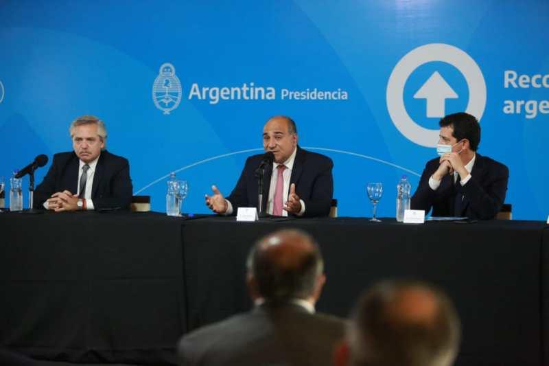 """Resultado de imagen para """"Hoy más que nunca confiamos en vos Alberto para que pongas a la Argentina de pie"""""""
