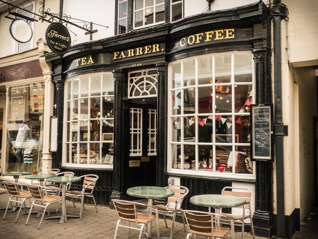 UK independent coffee shops achieve highest scores - Comunicaffe International