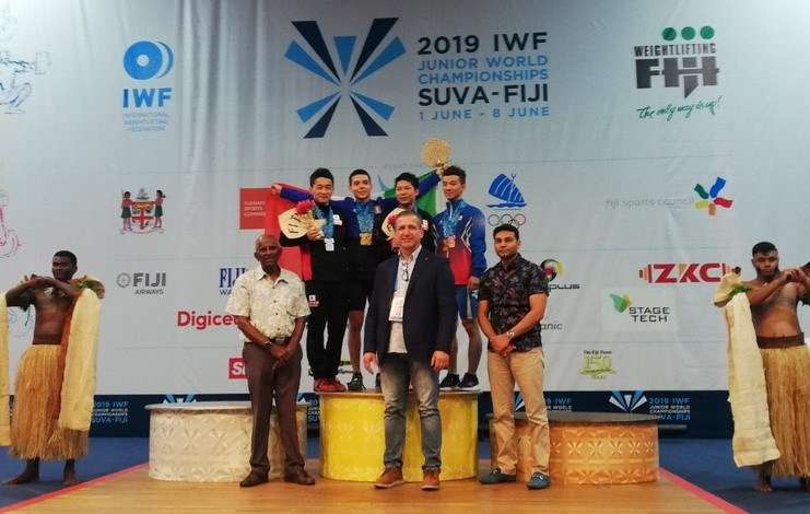 Photo of Massidda Campione del Mondo Juniores di Pesistica Olimpica