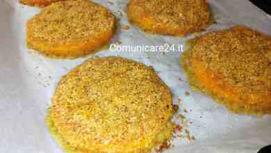 Photo of Zucca gratinata, contorno facile e leggero