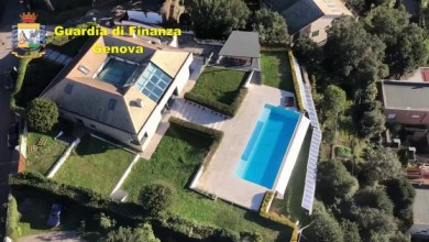 Photo of Sequestrata super-villa affittata in nero anche a 1000 euro a notte