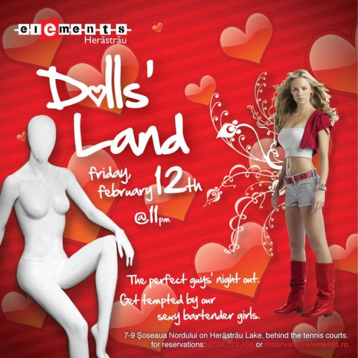 Dolls' Land @ Elements Herastrau