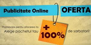 Campanii publicitate online