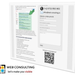 Web Consulting QR Codes
