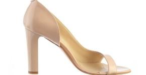 sandale dama din piele elegante