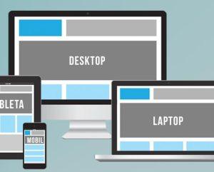 realizare web site prezentare